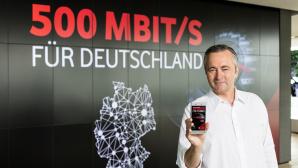 500 MBit/s: Smartphones mit Highspeed-LTE ©Vodafone