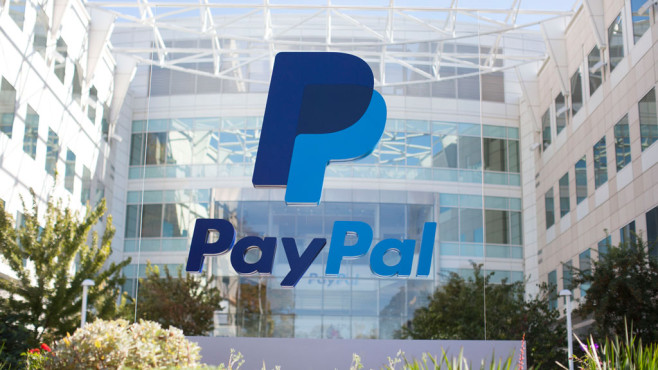 Hauptquartier Paypal ©Paypal