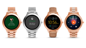 Fossil Q Venture: Smartwatch mit Android Wear 2.0 Die Fossil Q Explorist ist die Herren-Variante der dritten Smartwatchgeneration. ©Fossil, Montage: COMPUTER BILD