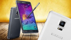 Galaxy Note 4: Smartphone ©Samsung / COMPUTER BILD