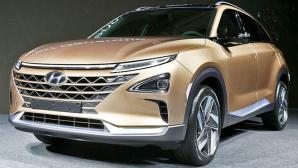 Hyundai: Brennstoffzellen-SUV ©Hyundai