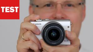Canon EOS M100 ©COMPUTER BILD