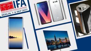 ©IFA, Samsung, LG, Loewe, Bang & Olufsen, Evan Blass