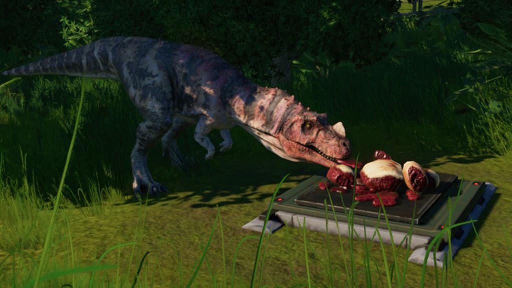 Bildergebnis für jurassic world evolution