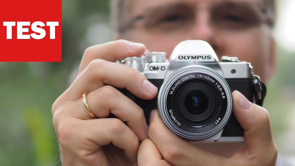 Olympus OM-D E-M10 Mark III ©COMPUTER BILD