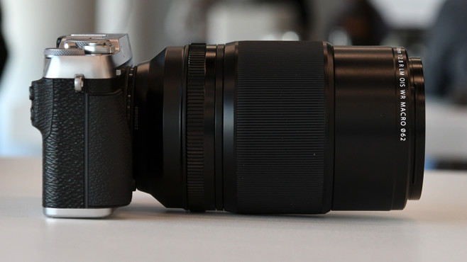 Fujifilm X-E3: Makro-Objektiv ©COMPUTER BILD