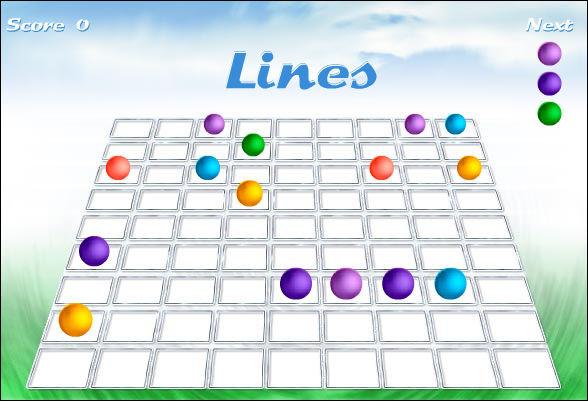 Line Spiele