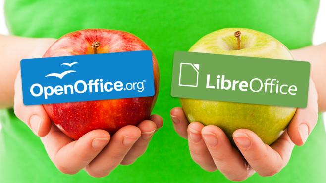 OpenOffice versus LibreOffice: Unterschiede ©©istock.com/aluxum