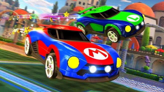 Rocket League für die Switch ©Psyonix