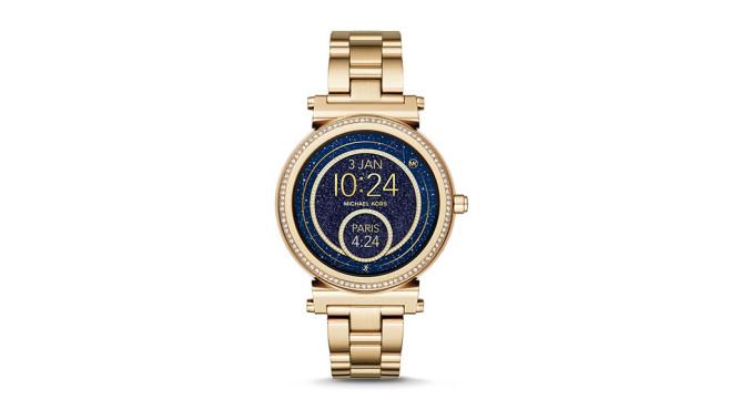 Michael Kors: Smartwatch Sofie ©Fossil Group, Inc