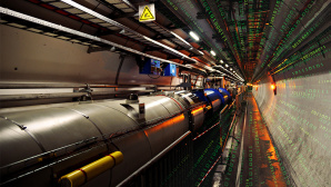 Größter Download: 300 Terabyte Daten vom CERN ©Pascal Boegli/gettyimages, franz45/gettyimages