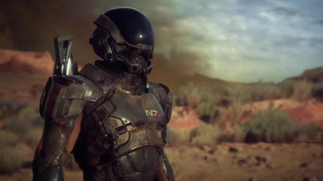 Mass Effect – Andromeda ©EA, Bioware