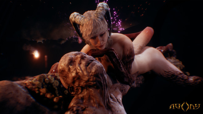 "Agony: Agony and Ivory Das Horrorspiel ""Agony"" soll noch 2017 für PC, PS4 und Xbox One erscheinen ©PlayWay"