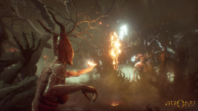 "Agony: Agony and Ivory Für den kompletten Horror-Kick sollen in 2018 VR-Versionen von ""Agony"" erscheinen. © PlayWay"