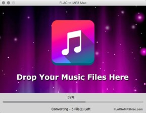 FLAC to MP3 (Mac)