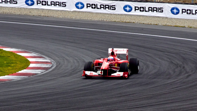 Sky zeigt Formel 1in UHD ©Flickr, John Erlandsen