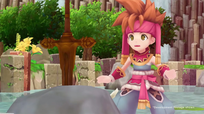 Secret of Mana © Square Enix