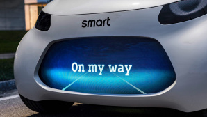 Smart Autonom ©Smart, Daimler