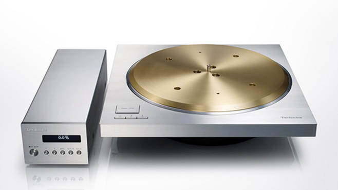 Technics SP-10 © Panasonic