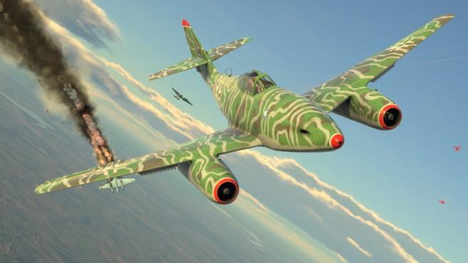 """PS4: Bestbewertete Free-to-Play-Spiele Auf der PS4 liefern Sie sich spannende Luftgefechte im Free-to-Play-Titel """"War Thunder"""". ©Gaijin Entertainment"""
