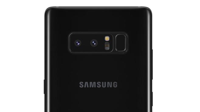 Galaxy Note 8 besonders günstig mit Tarif kaufen ©Samsung