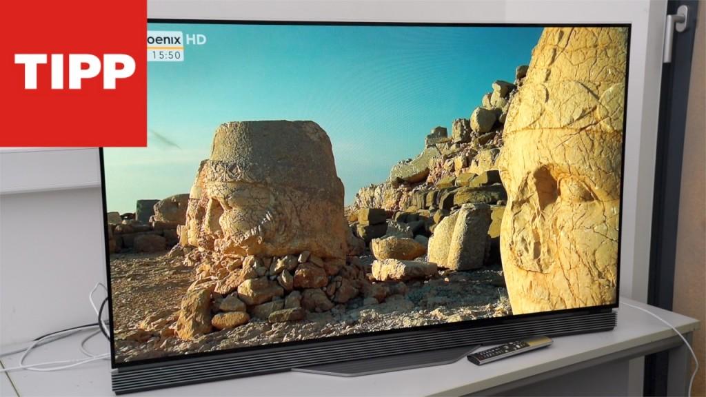 LG-OLED-TV: Das sind die besten Einstellungen - AUDIO VIDEO FOTO BILD
