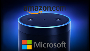 Amazon Echo © Amazon, Microsoft
