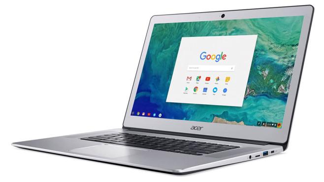 Acer Chromebook 15 ©Acer