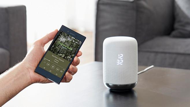 Sony LF-S50G: Bluetooth-Lautsprecher im Test ©Sony