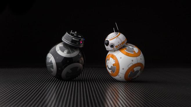 Sphero BB-9E ©Sphero, Lucasfilm Ltd.