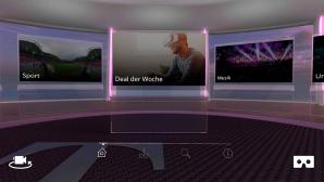 Magenta Virtual Reality ©Telekom, COMPUTER BILD