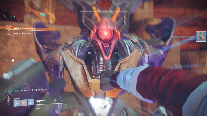 Destiny 2: Die PS4-Version in Aktion! © Activision