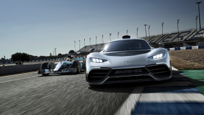 Mercedes Project One ©Daimler