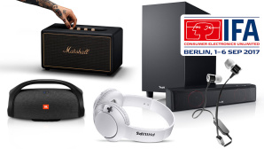 © JBL, Philips, Teufel, Focal, Marshall