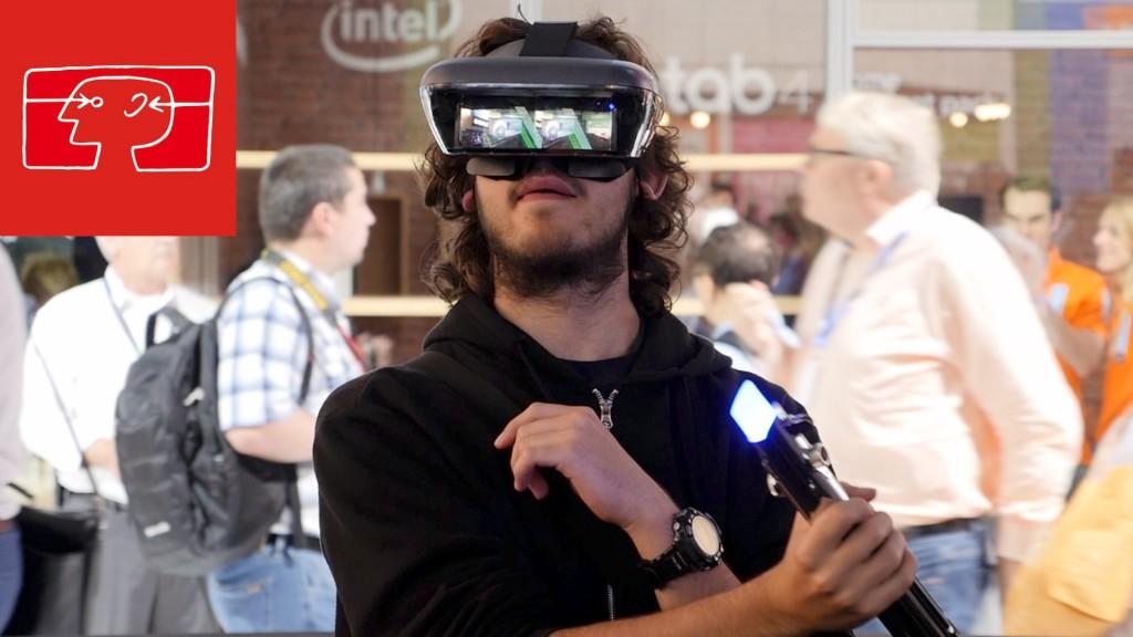 Star Wars Yedi Challenge: AR-Brille mit Lichtschwert - COMPUTER BILD