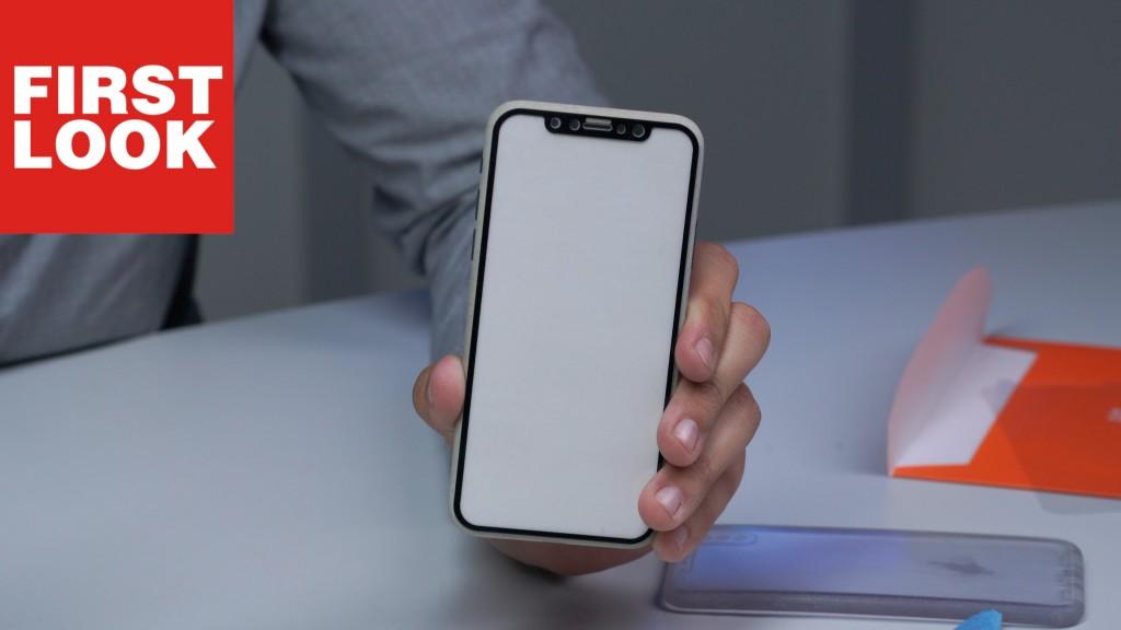 wie bitte erstes zubeh r f r das iphone 8 ist da computer bild. Black Bedroom Furniture Sets. Home Design Ideas