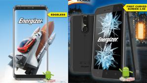 Energizer Power Max P600S und Hardcase H550S ©Energizer, Avenir Telecom