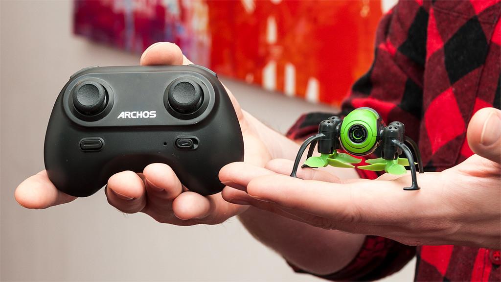 Archos Picodrone: Die Mini-Drohne im Praxistest ©COMPUTER BILD
