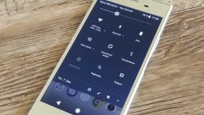 Android 7/8: Schnelleinstellungen ©COMPUTER BILD