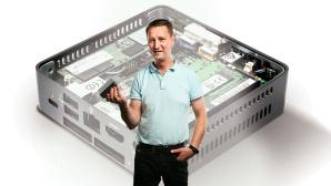 Intel NUC NUC7I5BNK im Test©COMPUTER BILD