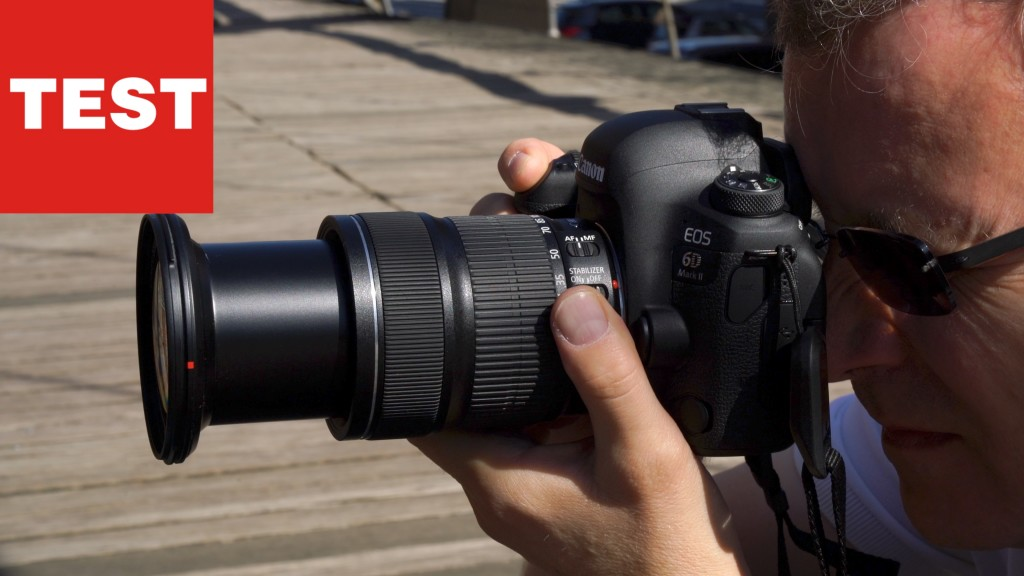 Canon EOS 6D Mark II im Test: Günstiges und gutes Vollformat ...