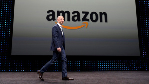 Amazon Chef: Jeff Bezos © dpa Bildfunk