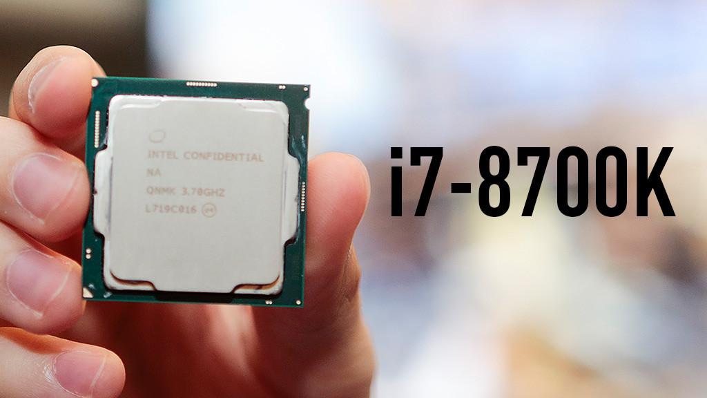Intel Core i7-8700K ©COMPUTER BILD