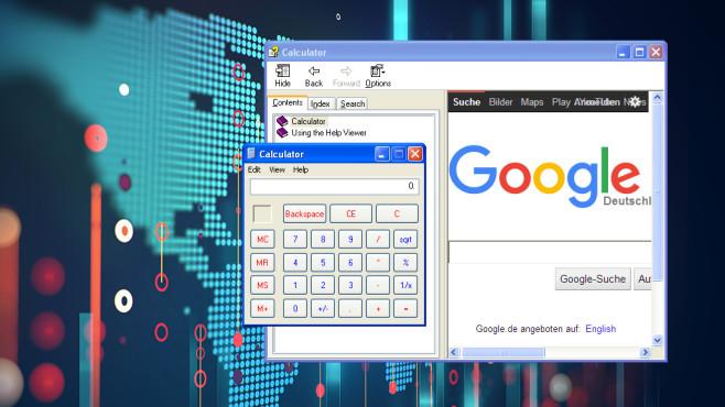 Surfen per Taschenrechner: So verrückt ist Windows©istock.com/monsitj