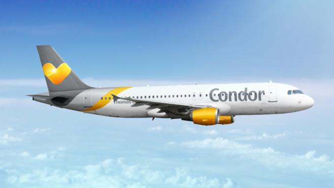 Condor Airbus A320-200 ©Condor