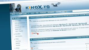 Kinox.to-Betreiber festgenommen ©Kinox.to