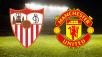 Champions League ©FC Sevilla, Manchester United, ©istock/FangXiaNuo