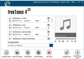 freeTunes 4 – Kostenlose Vollversion