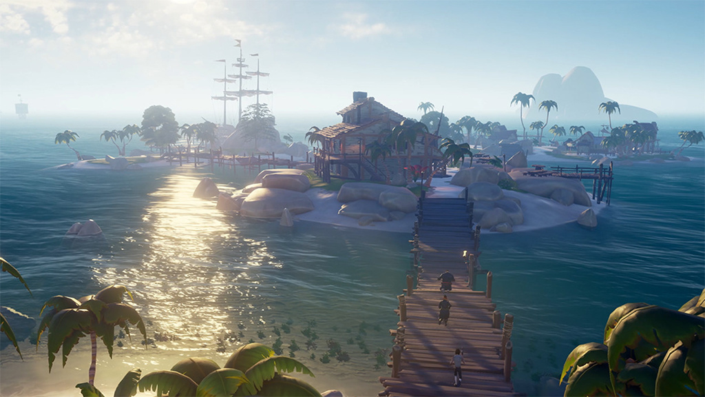 Sea of Thieves im Test: Ein Schatz für Multiplayer-Fans