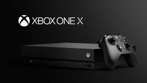 4K-Konsole Xbox One X ©Microsoft